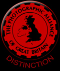 Gary Waidson has held the Distinction of the Photographic Alliance of Great Britain since  1994
