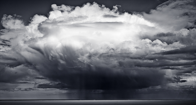 Lindisfarne Storm. Commended in the Landscape Photographer of the Year Awards, Take a View 2010