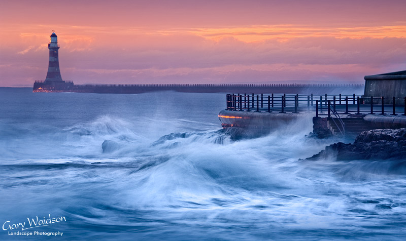 Seaburn. Commended in the Landscape Photographer of the Year Awards, Take a View 2010