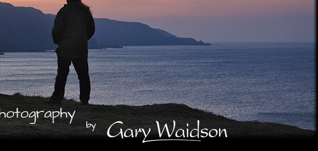Landscape Photography of Gary Waidson